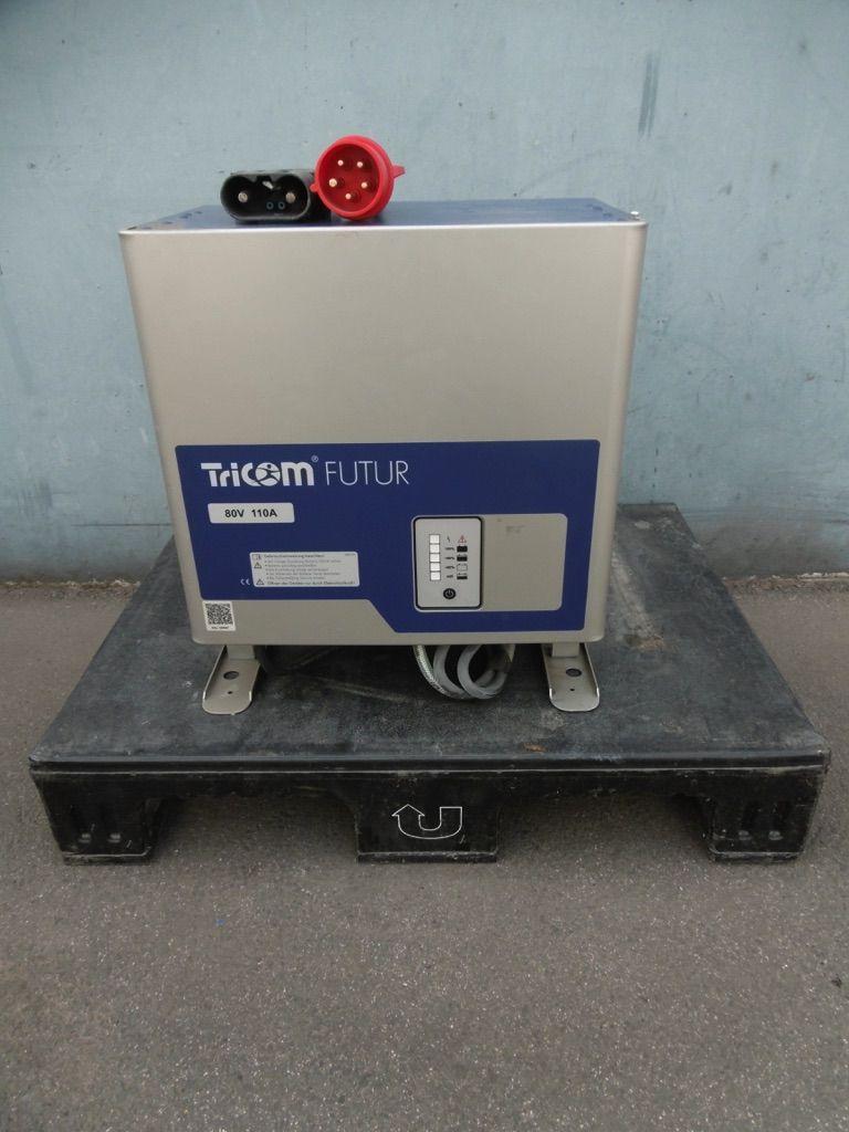 *Sonstige Tricom D400G-80V/110A-B25-FP-Plus Ladegerät www.nortruck.de