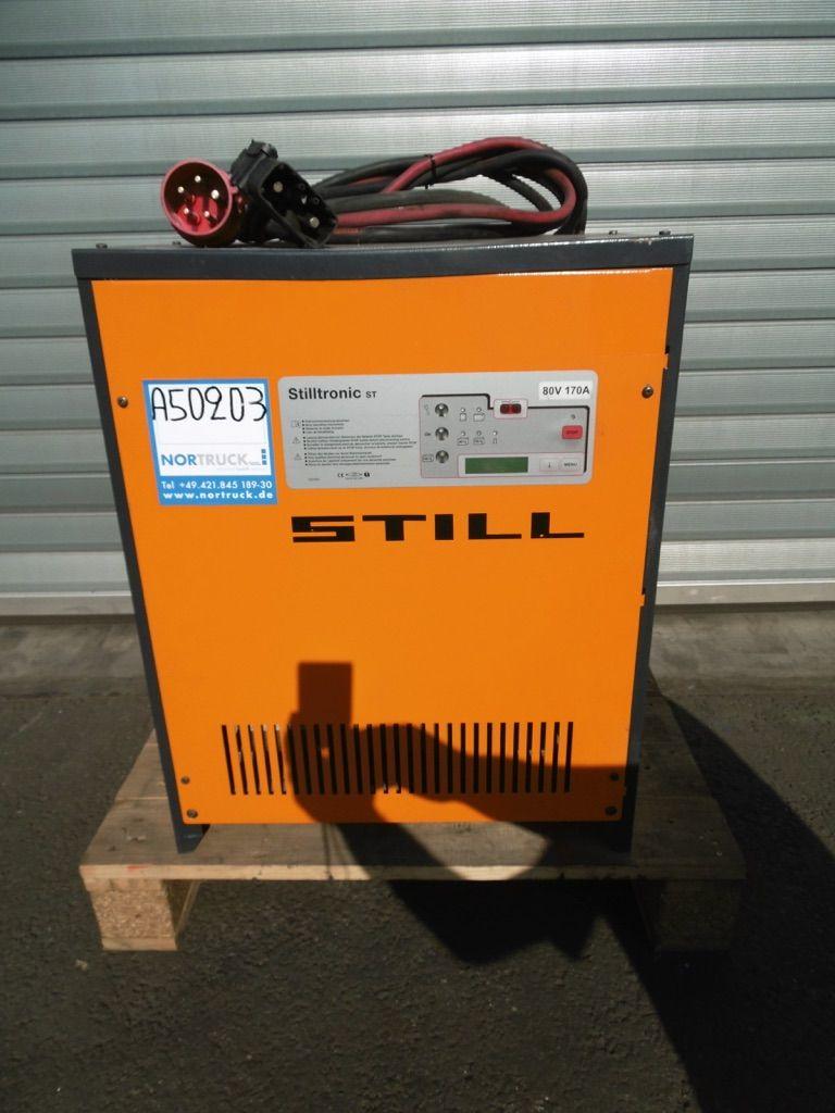 Still D80V/170A Ladegerät www.nortruck.de