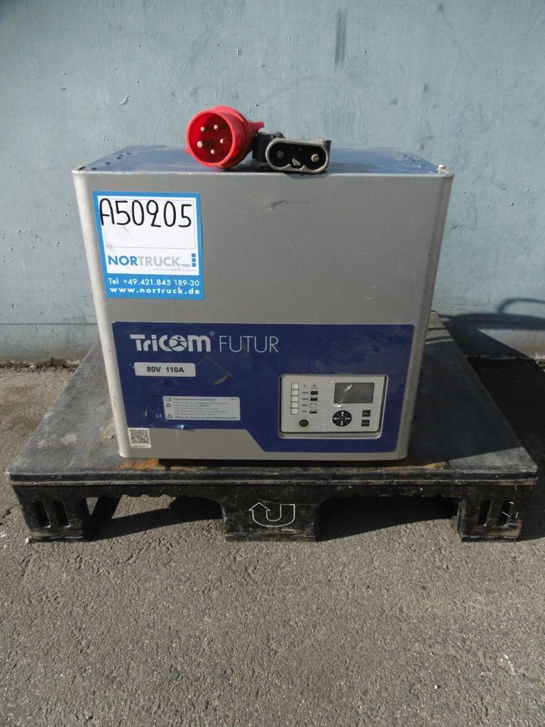*Sonstige Tricom D400 G80V/110A B25 FP-D Ladegerät www.nortruck.de