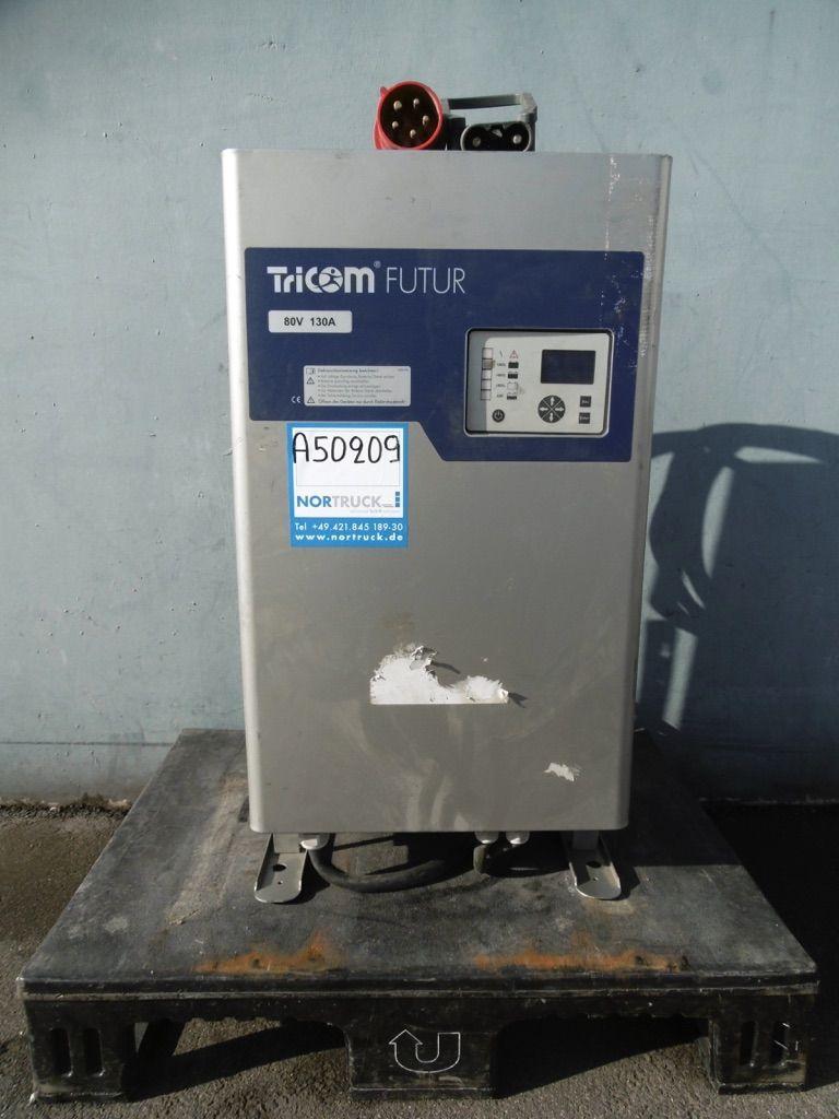*Sonstige Tricom D400 G80V/130A B25 FP-D Ladegerät www.nortruck.de
