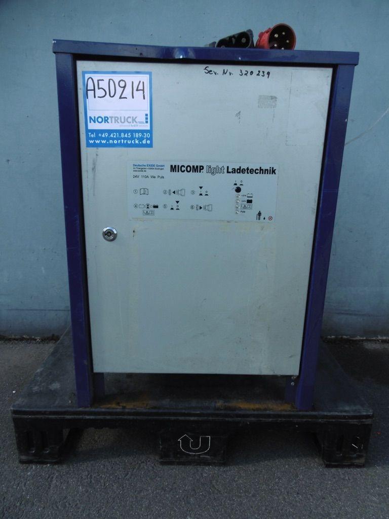 *Sonstige IEB D400 G24V/110A B1-FML Plus Ladegerät www.nortruck.de