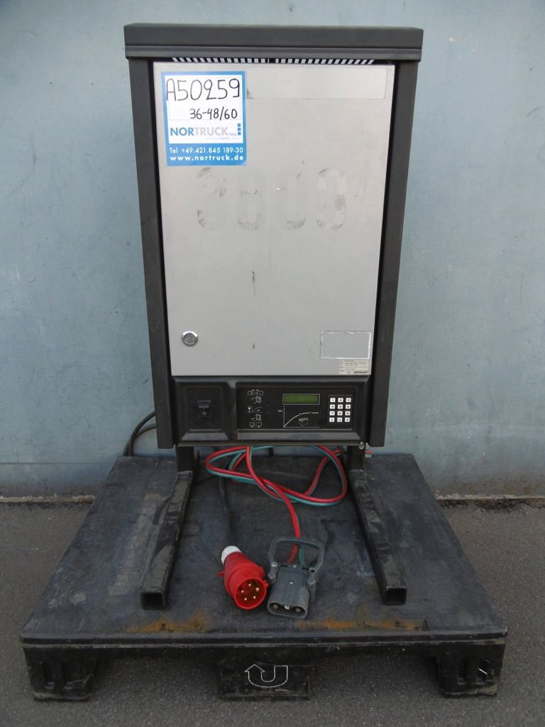*Sonstige Micropower MTM 36V-48V/60A Ladegerät www.nortruck.de