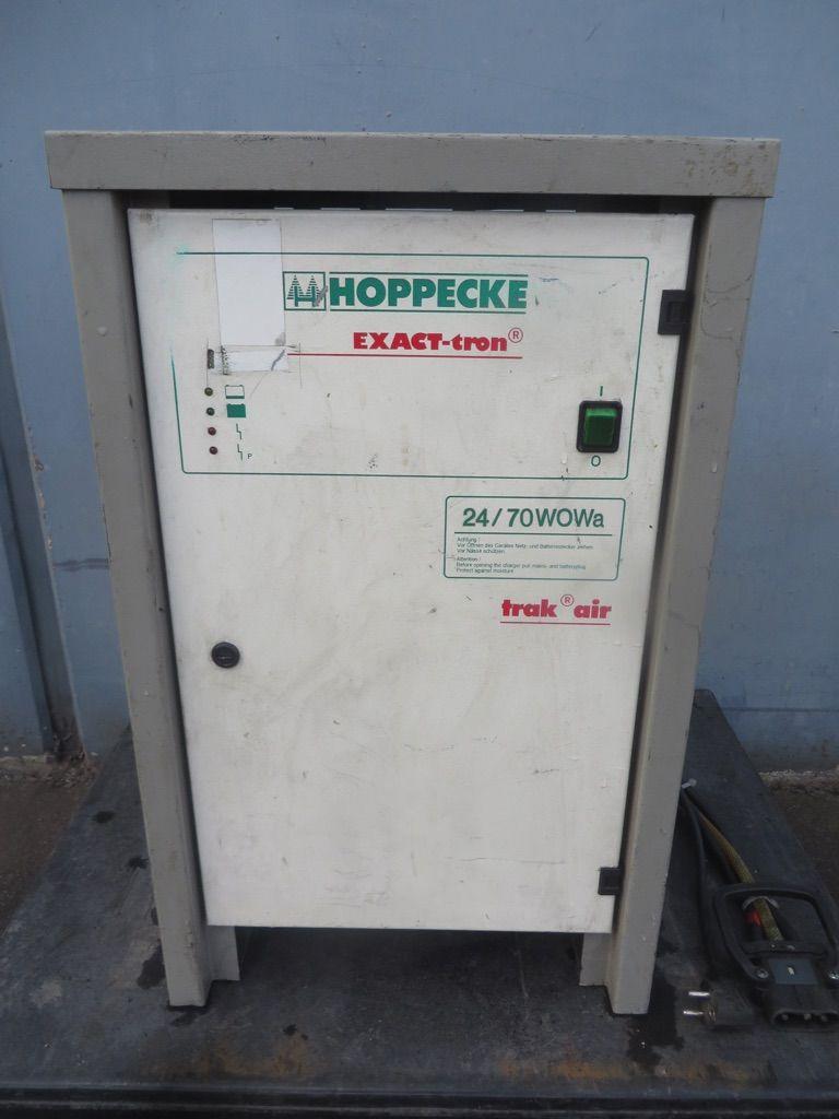 Hoppecke E230 G24V/70A  B-F2MT Air Ladegerät www.nortruck.de