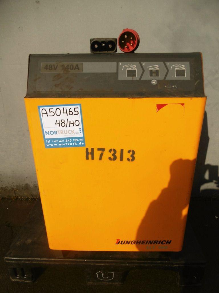 Jungheinrich D400V G48V/140A B-SLT100 Ladegerät www.nortruck.de