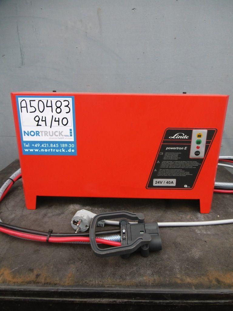 *Sonstige Intronic E24V/40A Ladegerät www.nortruck.de