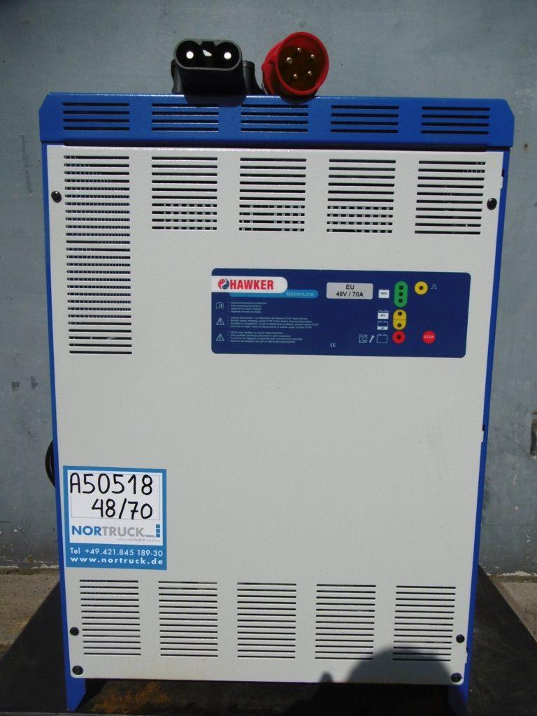 Hawker D48V/70A Ladegerät www.nortruck.de