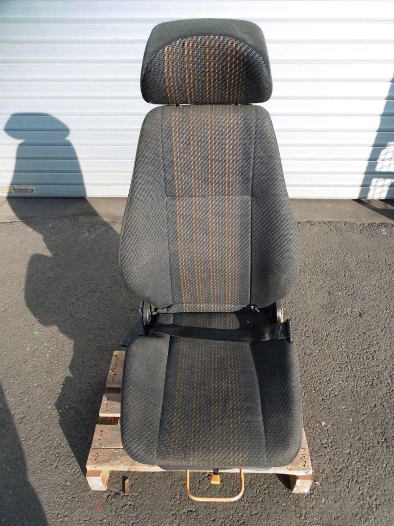 *Sonstige ISRI Stoff luftgefedert 24V Kabinen, Sitze und Fahrerschutzdach www.nortruck.de