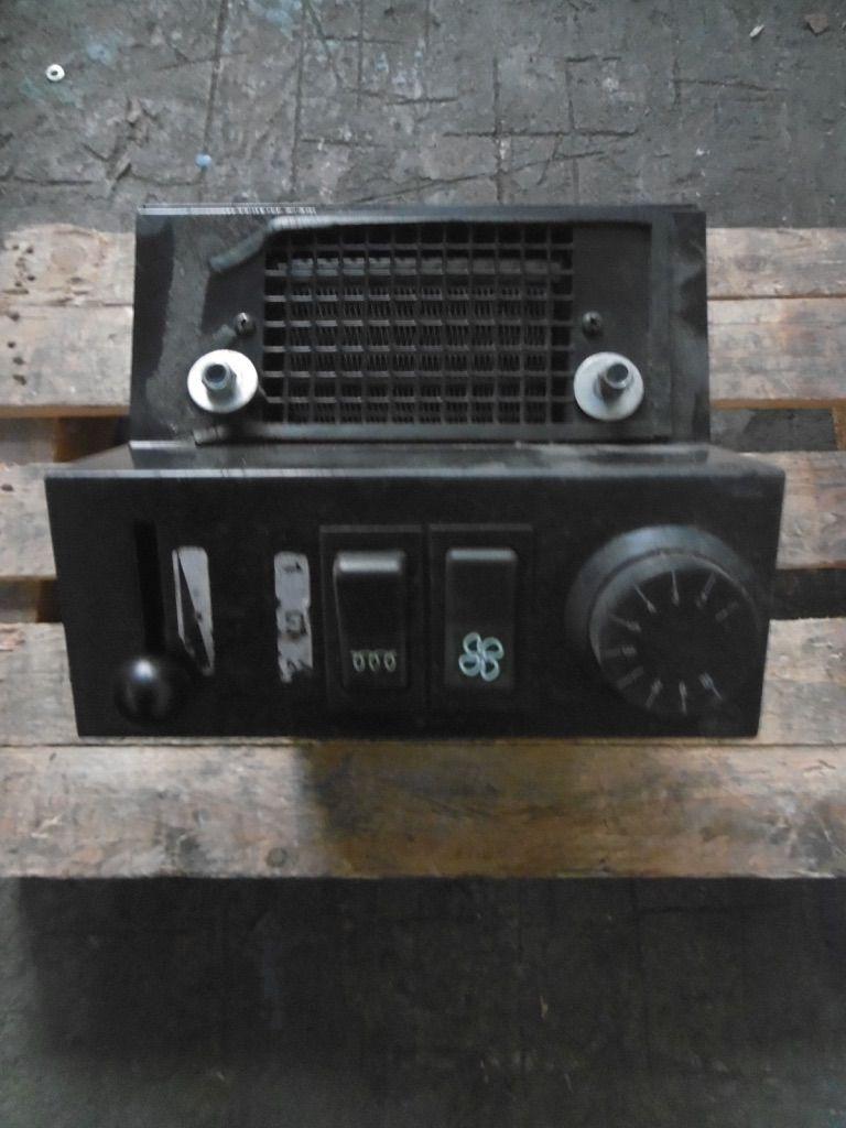 *Sonstige MOBAB Heizung BR336/337 Elektrische Geräte und Zubehör www.nortruck.de