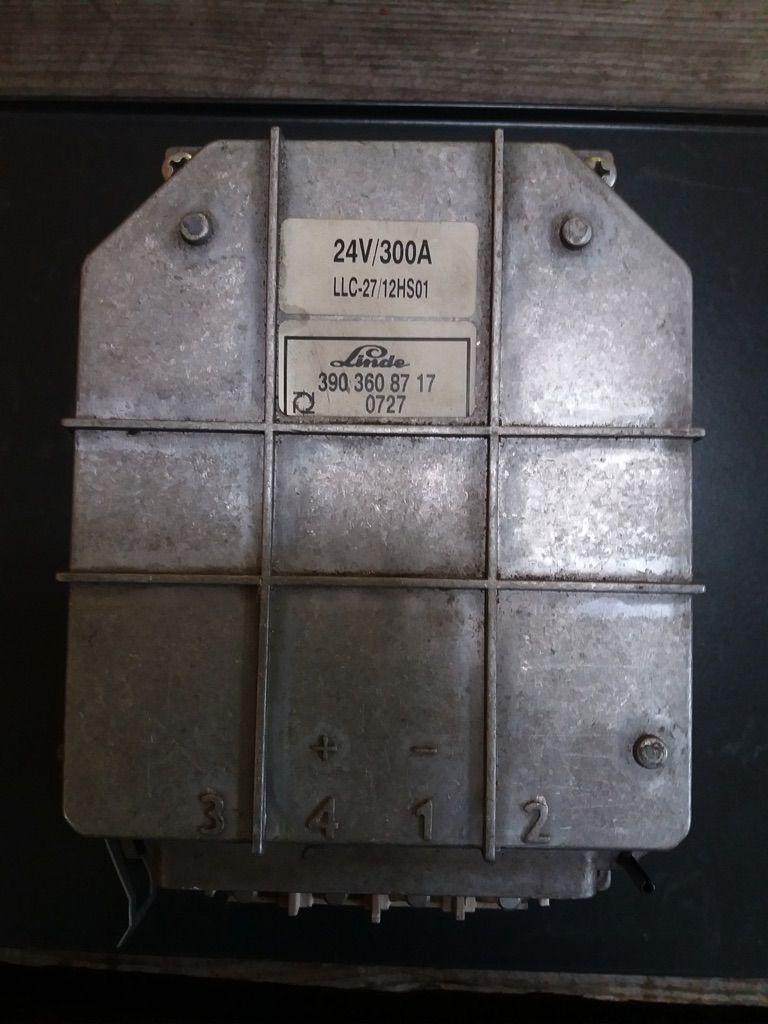 Linde Steuerung LLC-27/11 HS01 BR372-01 Elektrische Steuerungen und Komponenten www.nortruck.de