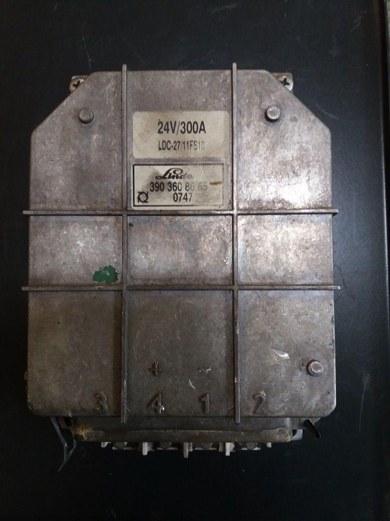 Linde LDC-27/11 FS10 Elektrische Steuerungen und Komponenten www.nortruck.de