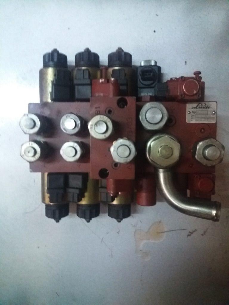 Linde Steuerblock 000 944 2998 DZH BR336-02/E20 Hydraulik www.nortruck.de