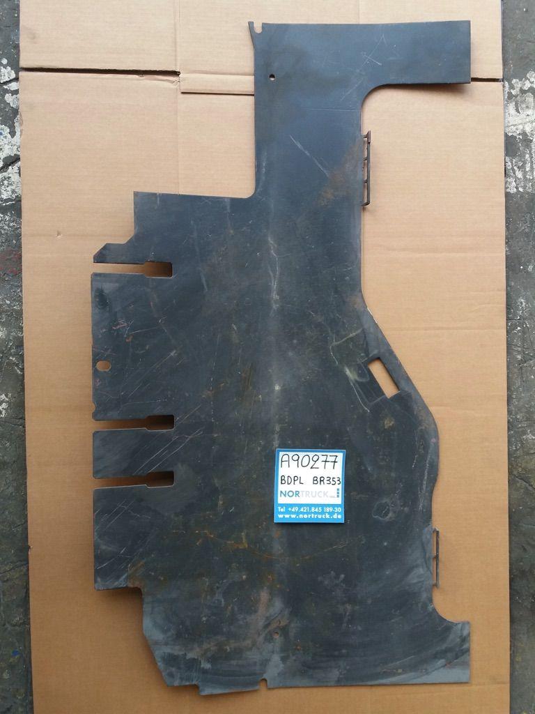 Linde Bodenplatte BR353 Ersatzteile www.nortruck.de