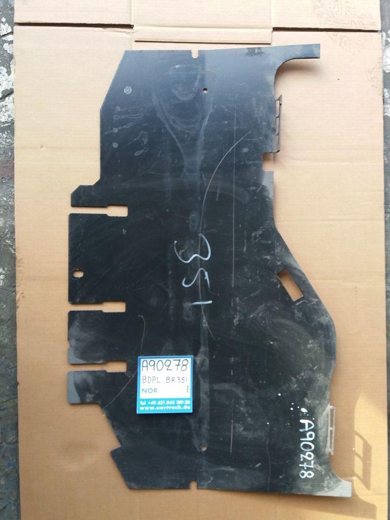 Linde Bodenplatte BR351 Ersatzteile www.nortruck.de