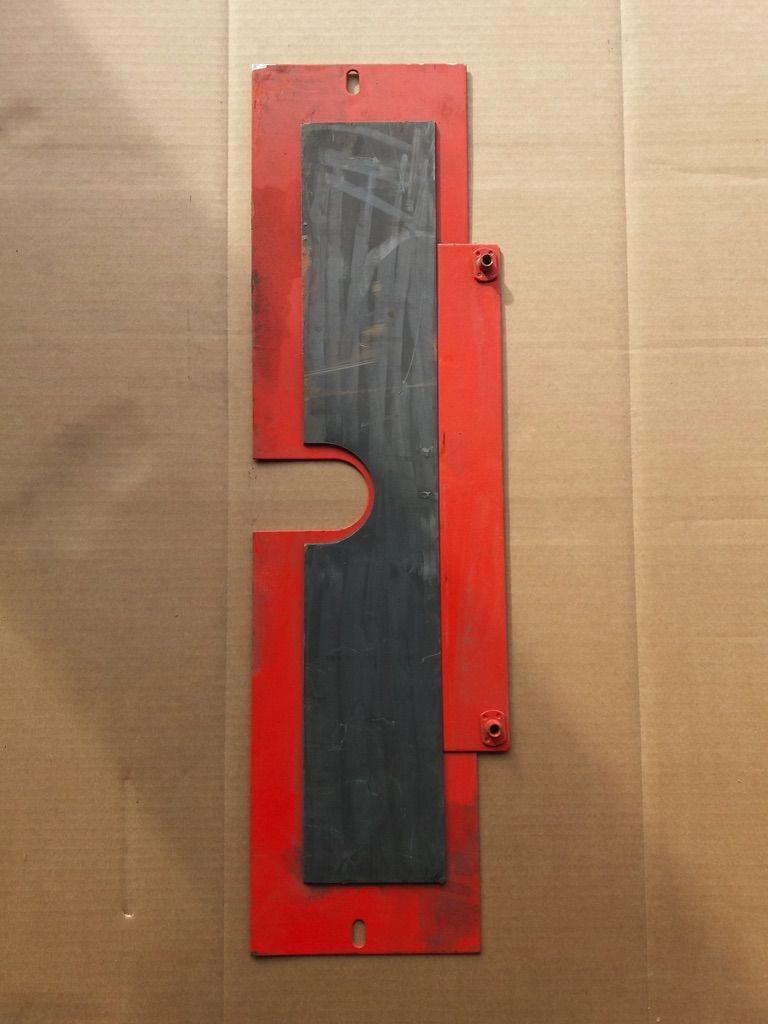 Linde Frontblech BR352 Ersatzteile www.nortruck.de