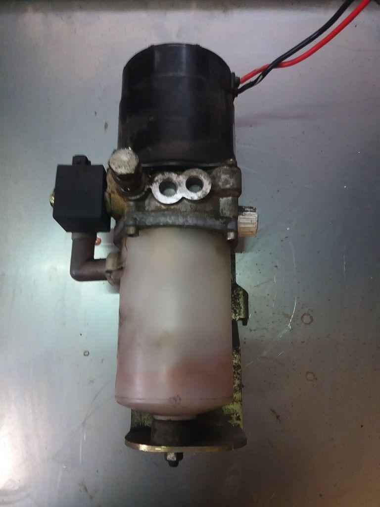Linde Pumpenaggregat BR131, BR132 Hydraulik www.nortruck.de
