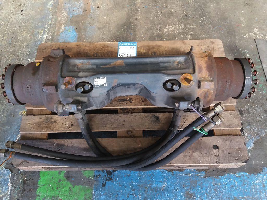 Linde Achsgehäuse BR392 Motoren, Filter, Kühlung und Abgasanlagen www.nortruck.de