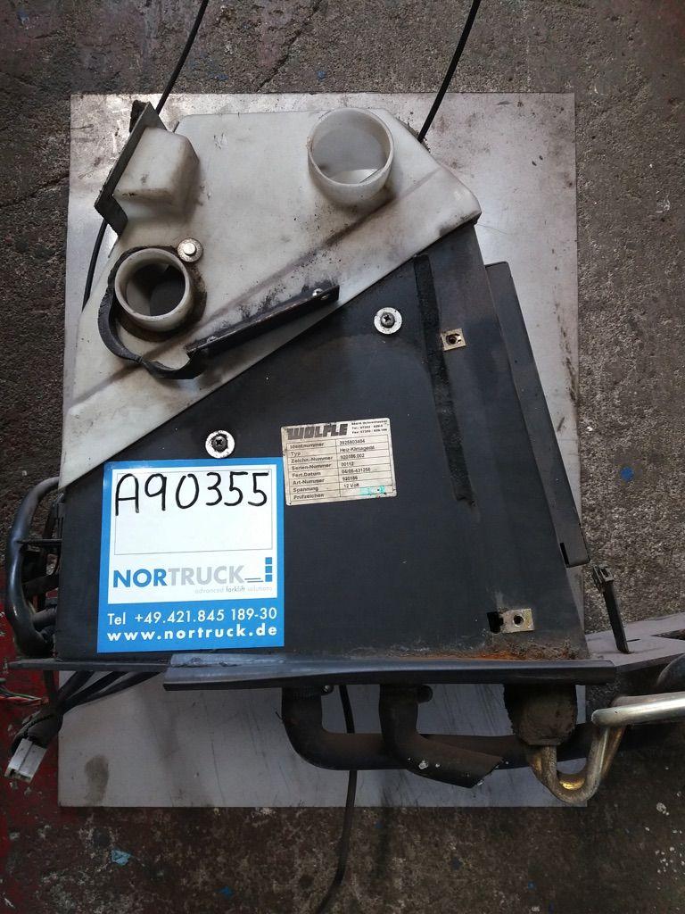 *Sonstige WOLFLE Klimaanlage BR392,BR393,BR394 Elektrische Geräte und Zubehör www.nortruck.de