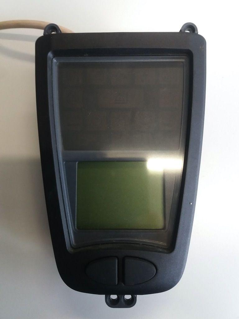 Linde Anzeigegerät BR 391-01, BR 392-01, BR 393-01, BR 394-01, BR 396-01 Elektrische Geräte und Zubehör www.nortruck.de