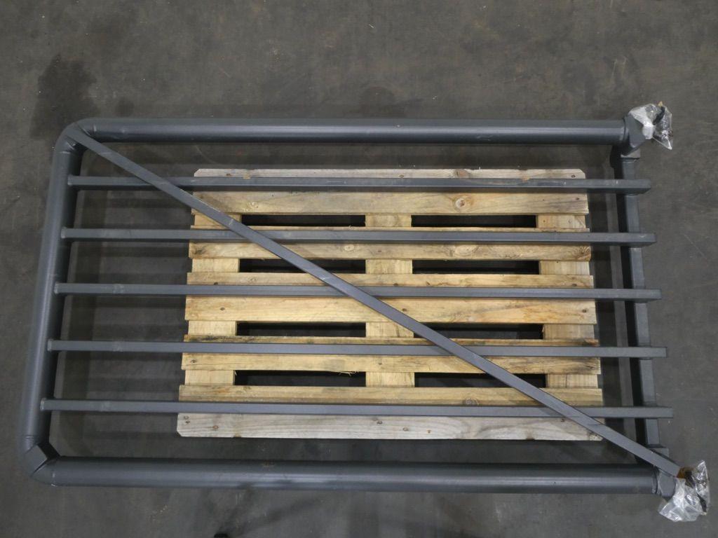 Linde H80D-396-EVO Dachschutzgitter Kabinen, Sitze und Fahrerschutzdach www.nortruck.de