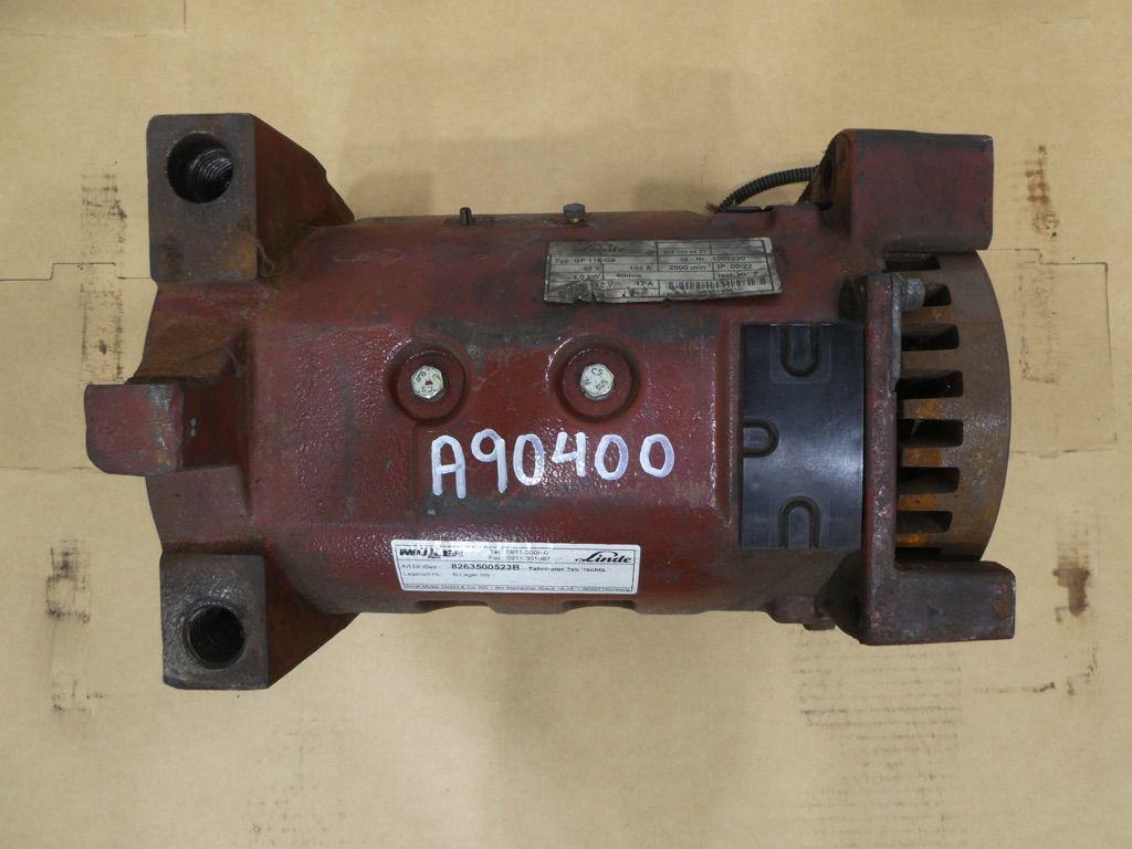 Linde AE18-03 Fahrmotor rechts Elektromotoren und Ersatzteile www.nortruck.de