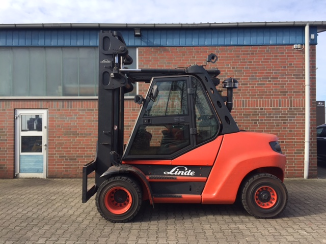 Linde H80D-900-396 Dieselstapler www.nortruck.de