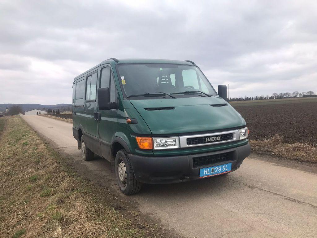 *Sonstige Iveco Daily 35s13 Auto & LKW www.peinbauer-service.at