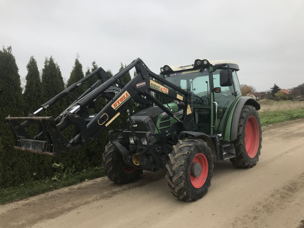Fendt 209 Schlepper www.peinbauer-service.at