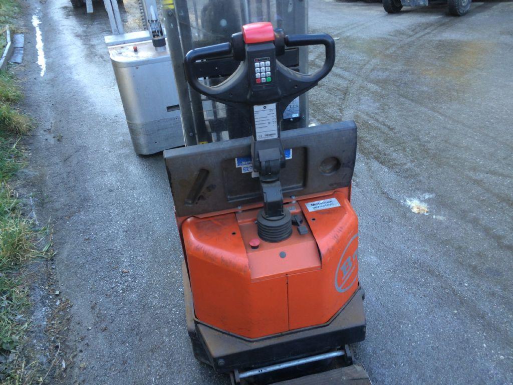 BT SWE 120 High Lift stacker www.staplertechnik.at