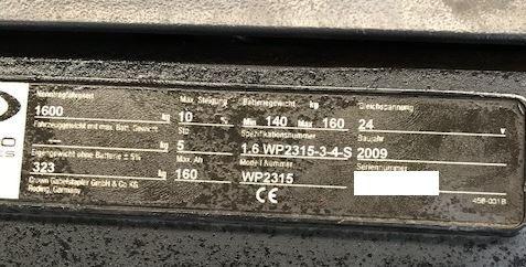 Crown-WP 2315-3-4-S-Niederhubwagen-www.staplertechnik.at