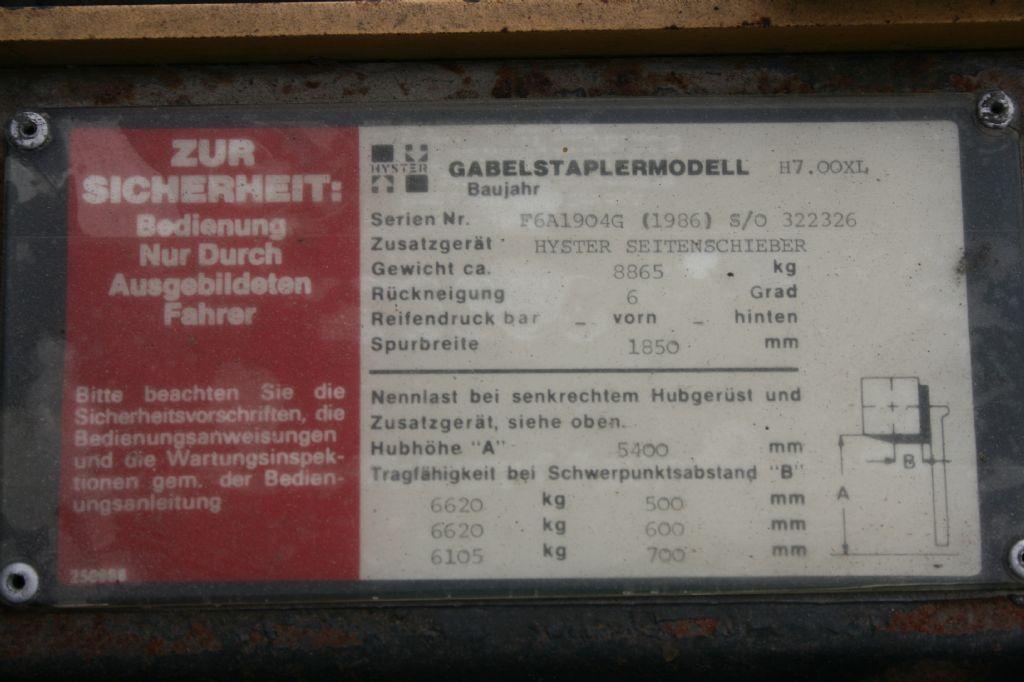 Hyster-H 7.00-Dieselstapler-www.staplertechnik.at