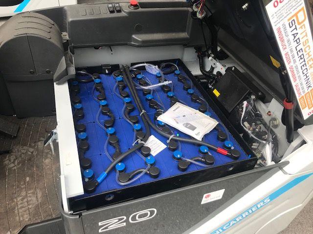 UniCarriers-TX 3 20L-Elektro 3 Rad-Stapler-www.staplertechnik.at