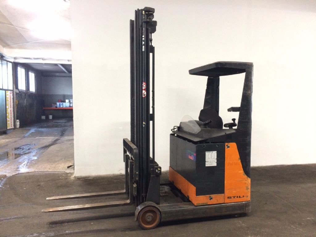 Still FM14 Reach Truck www.staplertechnik.at