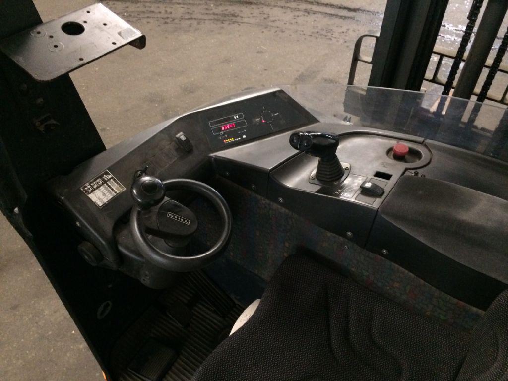 Still FM14 Reach Truck www.staplertechnik.at