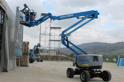 Genie-Z-45/25 XC-Articulated Jib Platforms-www.staplertechnik.at