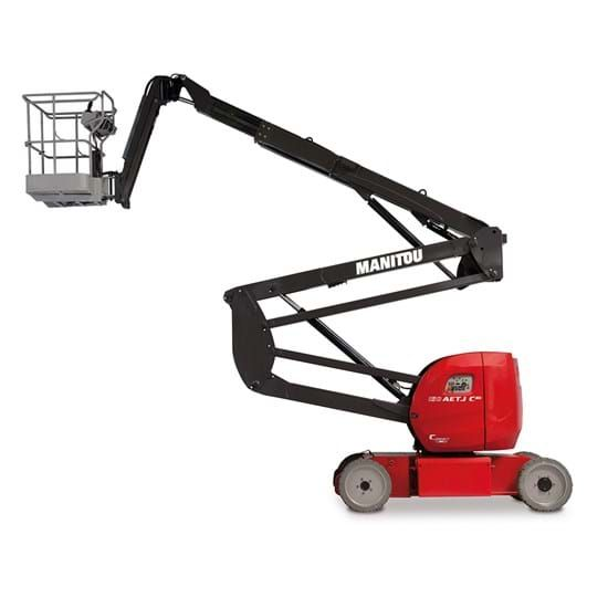 Manitou 150AETJ-C Articulated Jib Platforms www.staplertechnik.at