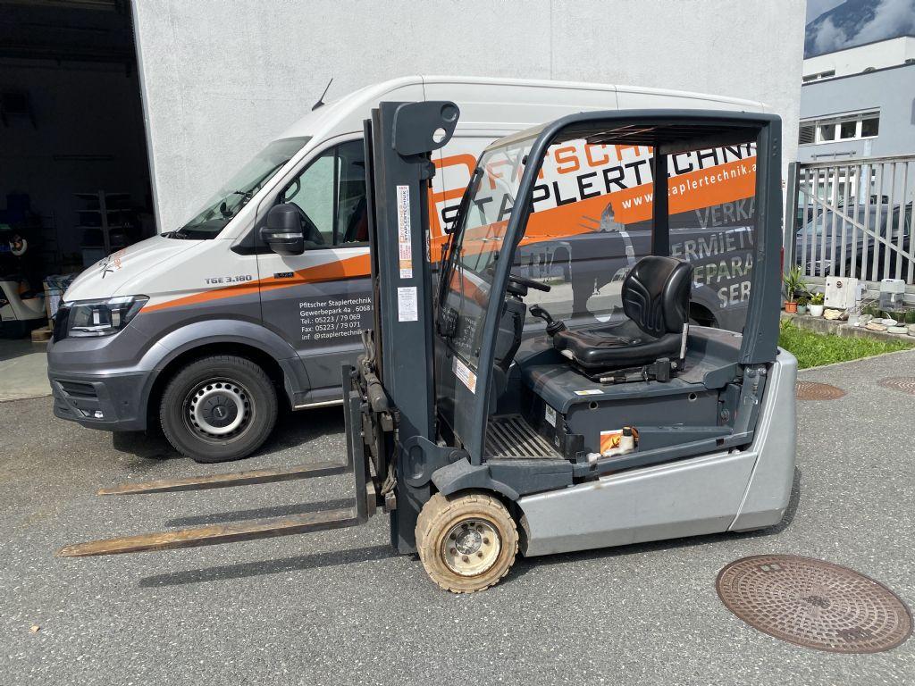 Steinbock LE 20-66MP Electric 3-wheel forklift www.staplertechnik.at