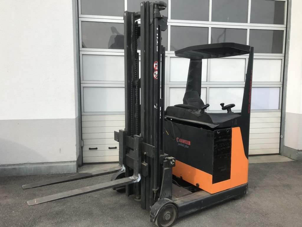 Still FM 14 I Reach Truck www.staplertechnik.at