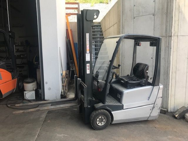 Steinbock Boss-LE 16-55 MP MK VII -Electric 3-wheel forklift-www.staplertechnik.at