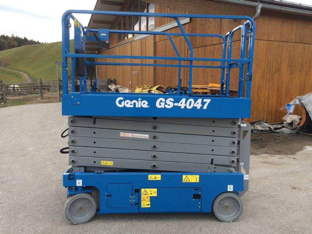 Genie-GS 4047-Scherenarbeitsbühne-www.staplertechnik.at