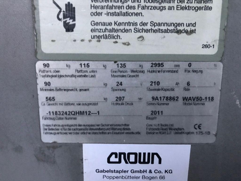 Crown-Wave 50-118-Hochhubkommissionierer-www.staplertechnik.at