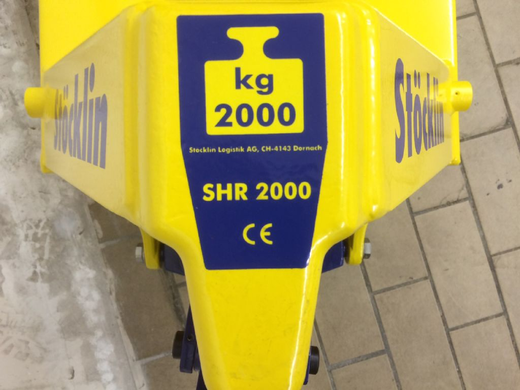 Stöcklin-SHR 2000-Handhubwagen-www.staplertechnik.at