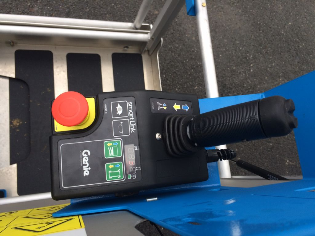 Genie GR 20 Vertical / Personnel Lifts www.staplertechnik.at