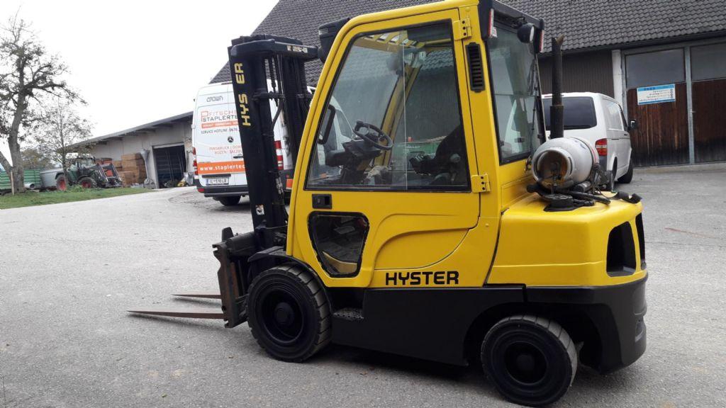 Hyster-H 3.0 FT-Treibgasstapler-www.staplertechnik.at