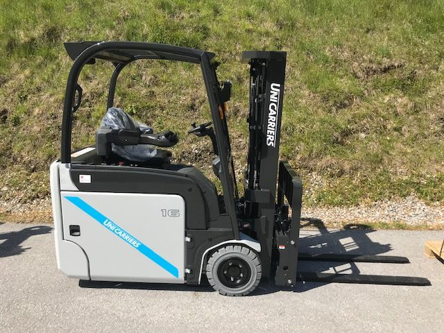 UniCarriers A2N1L16Q Electric 3-wheel forklift www.staplertechnik.at
