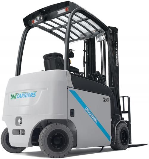 UniCarriers JAG2N1L20Q Electric 4-wheel forklift www.staplertechnik.at