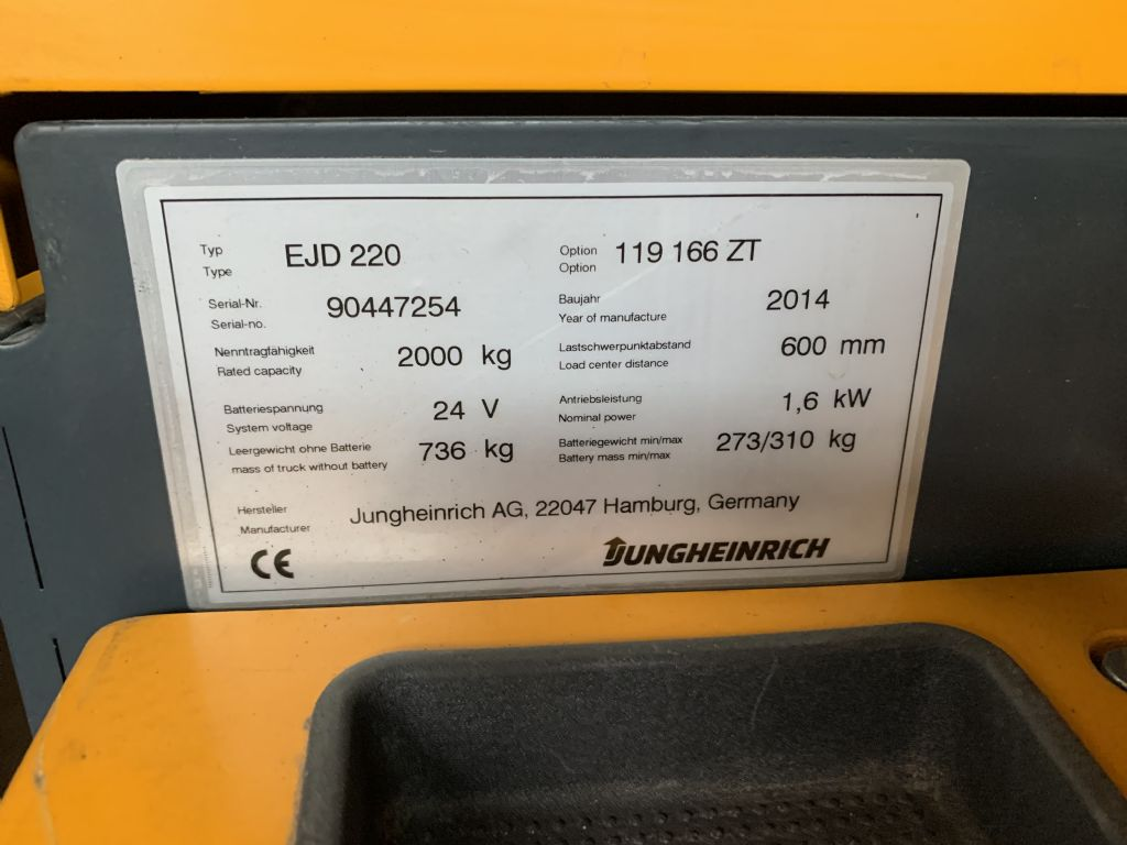 Jungheinrich-EJD220-Hochhubwagen-www.staplertechnik.at