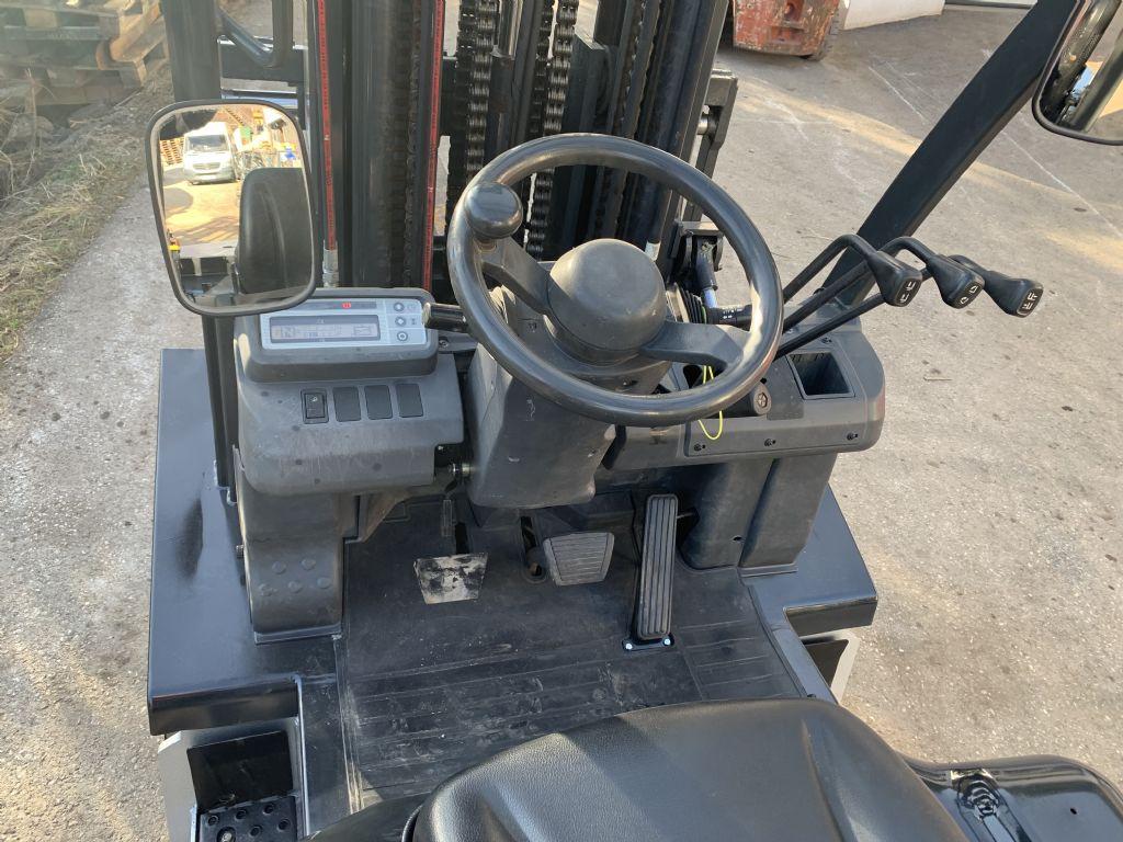 Atlet YG1D2A30T Diesel Forklift www.staplertechnik.at