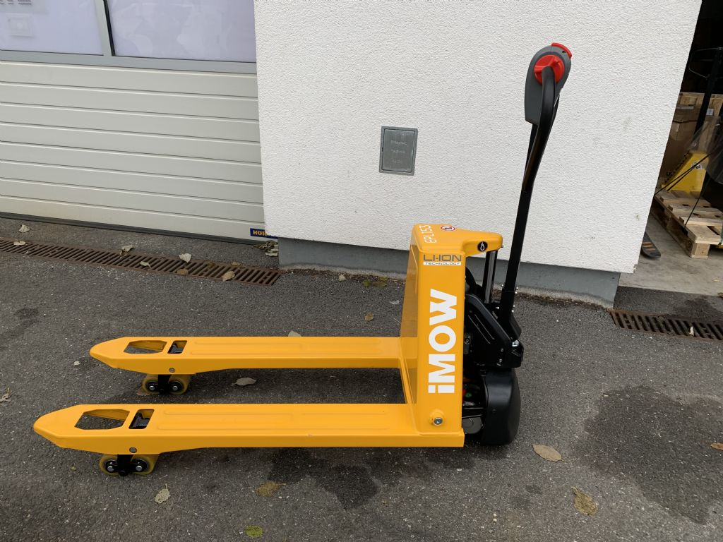 EP EPL153 Electric Pallet Truck www.staplertechnik.at