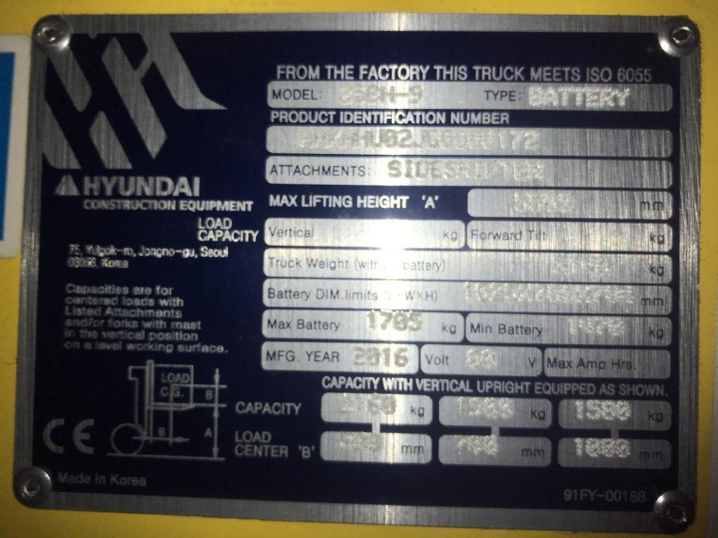 Hyundai-25BH-9-Elektro 4 Rad-Stapler-www.staplertechnik.at