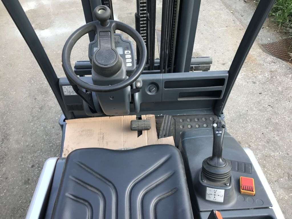 Steinbock-KE 18-66 MP-Elektro 4 Rad-Stapler-www.staplertechnik.at